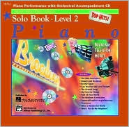 Alfred's Basic Piano Library Top Hits! Solo Book CD, Bk 2