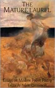 Mature Laurel Hb: Essays on Modern Polish Poetry