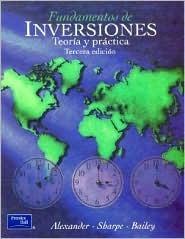 Fundamentos de Inversiones. Teoria y Practica. 3b0 Edicion