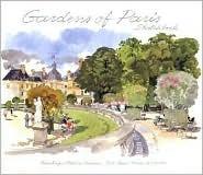 Gardens of Paris Sketchbook