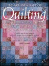 The Art and Craft of Quilting by Daisy Grubbs