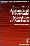 atomic-and-electronic-structure-of-surfaces