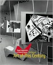 Peggy Guggenheim & Frederick Kiesler: The Story of Art of This Century