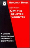 Alan Paton's Cry, the beloved country by Connor P. Hartnett