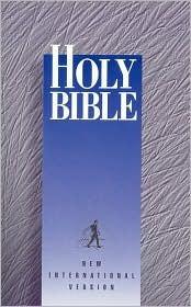 Holy Bible: NIV Witness Canadian Bible Society