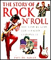 Story Rock N Roll Year by Year Illustrated Chronical 1