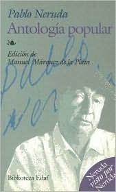 Antologia Popular by Pablo Neruda