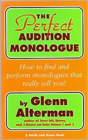 The Perfect Audition Monologue