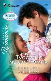 Ebook The Tycoon's Instant Family by Caroline Anderson TXT!