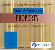 Juergensmeyer's Sum and Substance Audio on Real Property, 2D