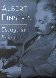 essays in science by albert einstein 522727