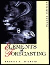 Elements of Forecasting [With Disk Included]