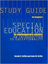 Study Guide for Gargiulo's Special Education in Contemporary Society: An Introduction to Exceptionality