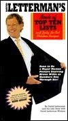 David Letterman's Book of Top Ten Lists by David Letterman