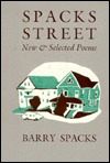 Spacks Street: New and Selected Poems