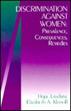 Discrimination Against Women: Prevalence, Consequences, Remedies
