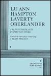 Lu Ann Hampton Laverty Oberlander. by Preston Jones