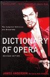 Bloomsbury Dictionary of Opera and Operetta
