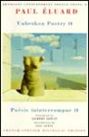 Unbroken Poetry II / Poesie Ininterrompue II