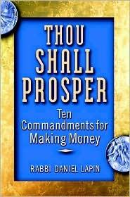 Thou Shall Prosper Ebook