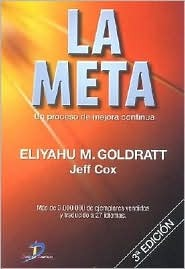 Ebook La meta by Eliyahu M. Goldratt PDF!