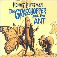 The Grasshopper and the Ant