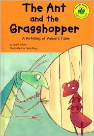 the ant and the grasshopper summary