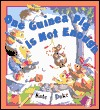 One Guinea Pig Is Not Enough by Kate Duke