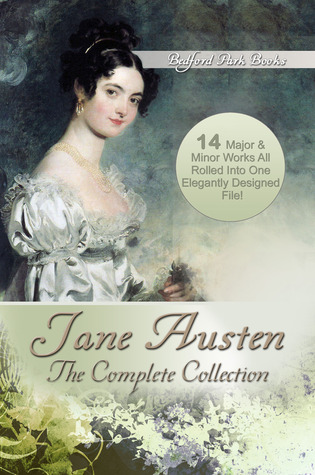 Jane Austen The Complete Collection By