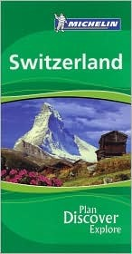 Michelin the Green Guide Switzerland