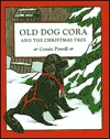 old-dog-cora-and-the-christmas-tree