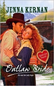 Outlaw Bride by Jenna Kernan
