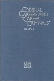 Criminal Careers and