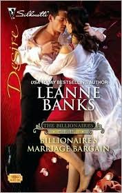 Billionaires marriage bargain by leanne banks 4242968 fandeluxe Images
