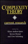 Complexity Theory: Current Research