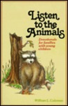 Listen to the Animals: Devotionals for Families with Young Children