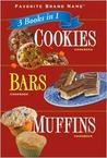 Cookies Cookbook, Bars Cookbook, Muffins Cookbook by Publications International ...