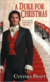 A Duke For Christmas by Cynthia Bailey Pratt