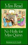 No Holly for Miss Quinn (Fairacre, #12)
