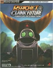 Ratchet & Clank Future: Tools of Destruction Signature Series Guide