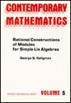Rational Constructions of Modules for Simple Lie Algebras