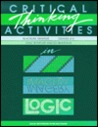 Critical Thinking Activities in Patterns Imagery & Logic Grade 4/6 Copyright 1988