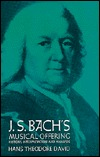 J. S. Bach's Musical Offering: History, Interpretation, and Analysis