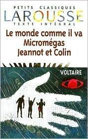 Le Monde Comme Il Va Micromegas Jeannot Et Colin