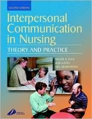 Interpersonal Communication in Nursing
