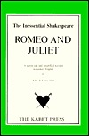 Shakespeare's Romeo and Juliet: A Shortened and Simplified Version in Modern English (The Inessential Shakespeare): A Shortened Version in Modern English