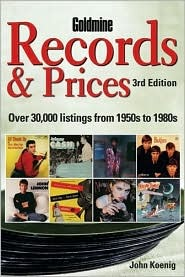 Goldmine Records & Prices (Goldmine Records And Prices)