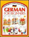 German for Beginner's