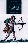 A Dictionary of English Surnames