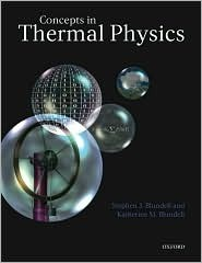 Concepts in thermal physics by stephen blundell 2203001 fandeluxe Image collections